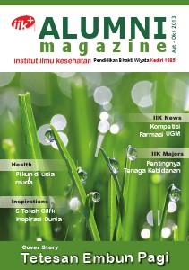 iik Alumni Magazine ed.3 - Aug 2013
