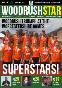 Woodrush Star June 2013