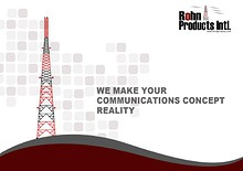 Rohn Products International Company Profile