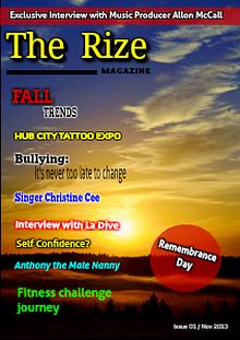 The Rize Magazine