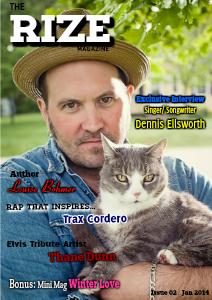 The Rize Magazine January 2014