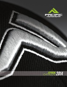 2014 Pacific Headwear Stock Catalog