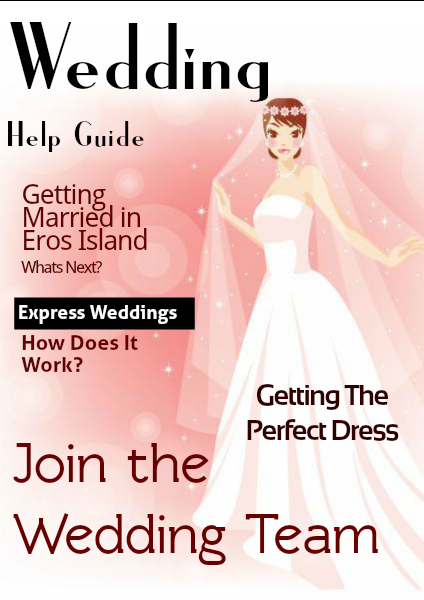 The Wedding Help Guide October 1, 2013