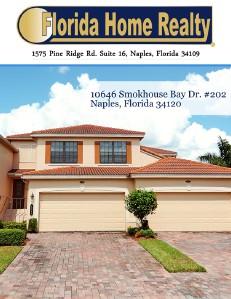 Naples FL Real Estate Listings 10646 Smokehouse Bay Dr #202