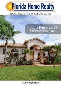 Naples FL Real Estate Listings 3290 Potomac Ct