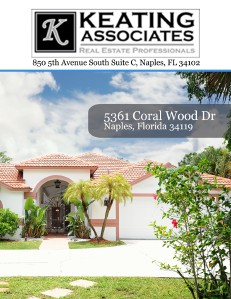 Naples FL Real Estate Listings 5361 Coral Wood Drive