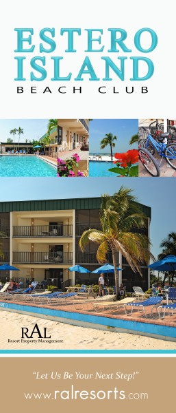 Real Estate - Print Brochures Estero Island Beach Club