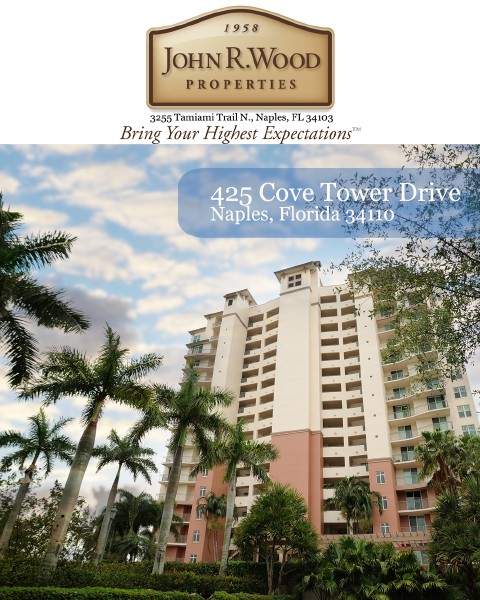 Naples FL Real Estate Listings 425 Cove Towers Dr - Caribe Unit 502