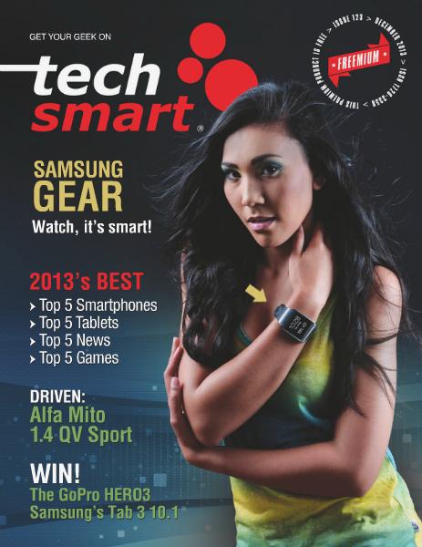 TechSmart 121, October 2013 TechSmart 123, December 2013