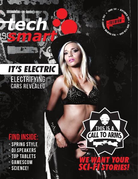 TechSmart 132, September 2014