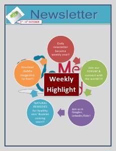 MedS Aid Newsletter Oct 1st week
