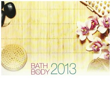 2013 Bath & Body Catalog 2013 Bath & Body Catalog
