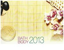 2013 Bath & Body Catalog