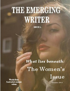 The Emerging Writer Volume 1.