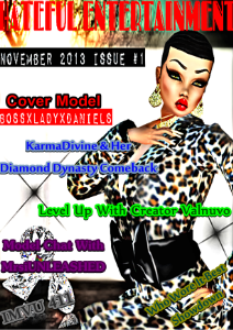 Hateful Entertainment Vol 1. Nov. 2013