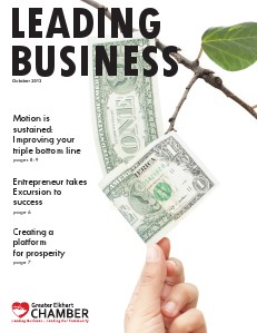 Leading Business October
