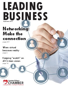 Leading Business September