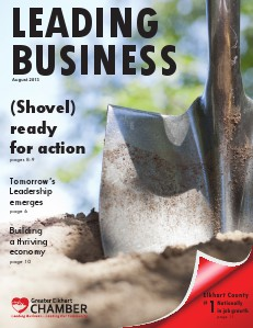 Leading Business August