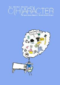 C(h)arácter Vol 1 March-April 2013