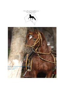 The Peruvian Paso Horse Magazine Vol 2 Issue 2 October 2013