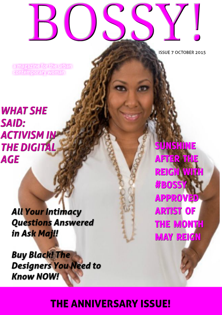 Bossy! Magazine October/November 2015