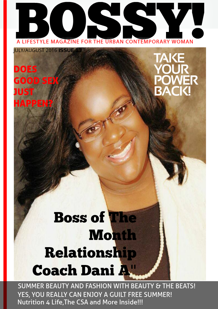Bossy! Magazine July 2016 Issue 13