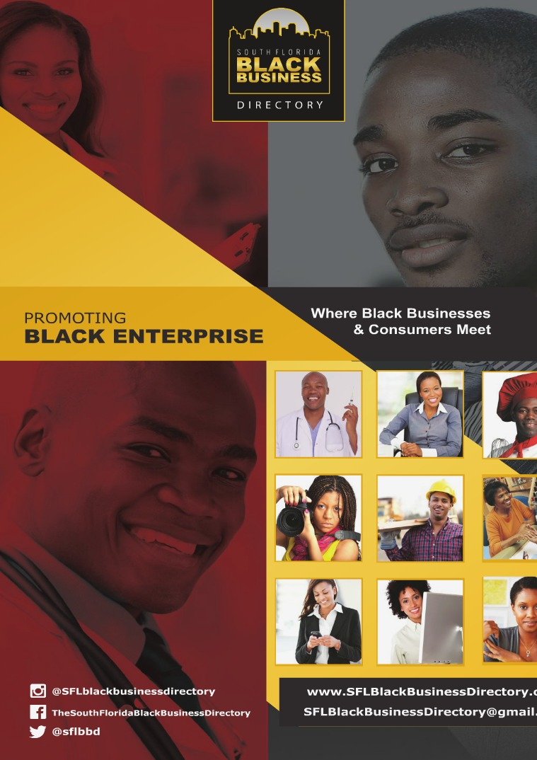 South Florida Black Business Directory 1
