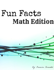Fun Facts With Math Oct 2013