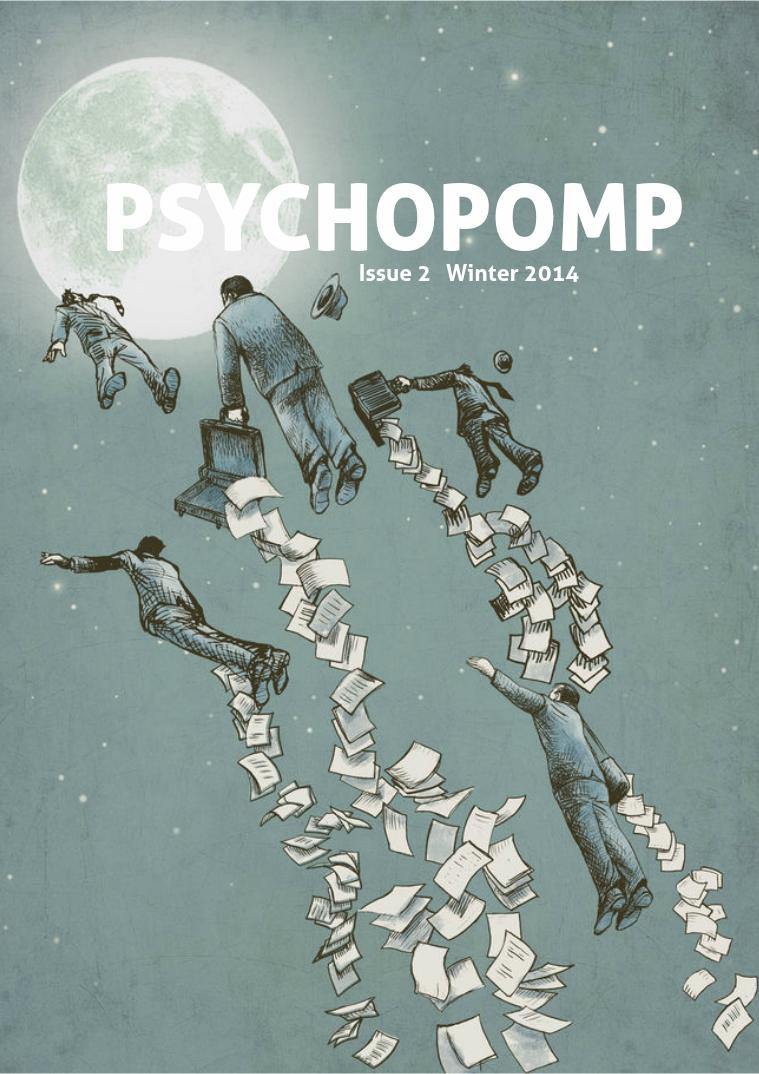 Psychopomp Magazine Winter 2014