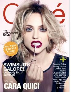 Cliche Magazine: Jun.-Jul. 2013
