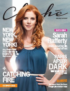 Cliche Magazine: Oct.-Nov. 2013