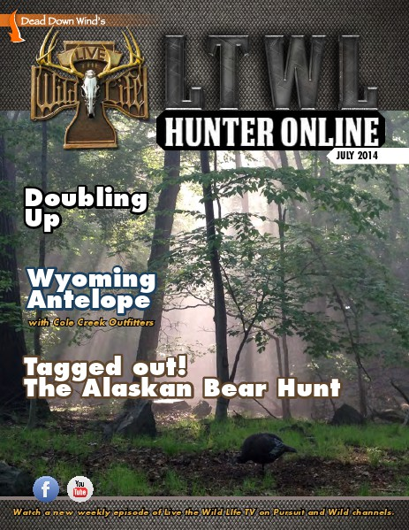 LTWL Hunter Online July 2014