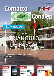 Contacto Conalep Nov. 2013