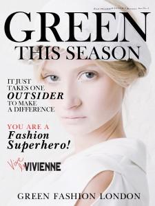 Green This Season - Digital Conscious Fashion Magazine Issue #2