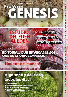 Raw Vegan Genesis