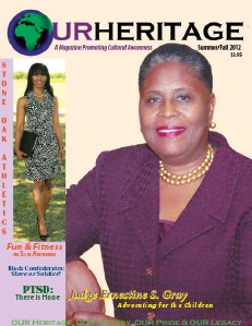 Our Heritage Magazine Past Printed Editions Summer/Fall 2012