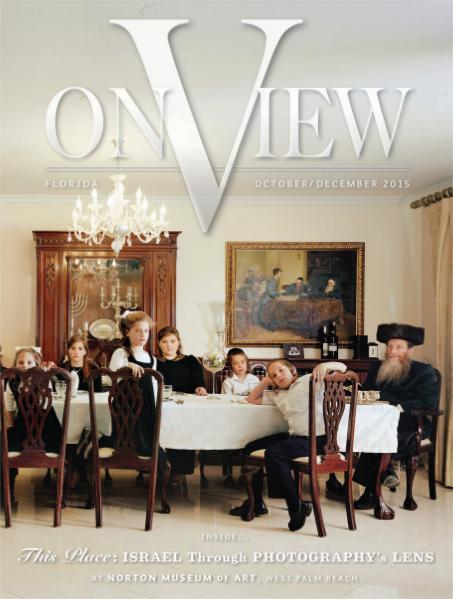 On View Magazine Fall 2015