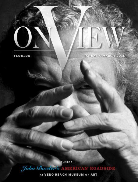 On View Magazine Winter 2016