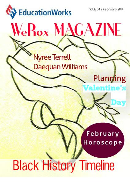 EW WeRox Magazine February 2014