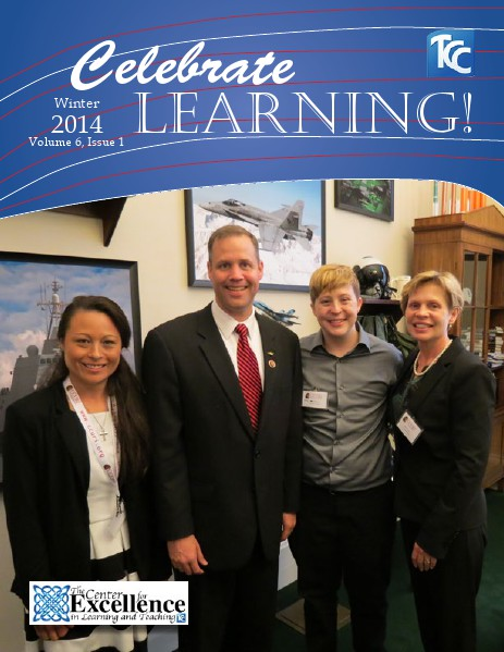 Celebrate Learning! Winter 2014 (Vol 6, Issue 1)