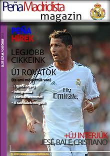 Peña Madridista magazin