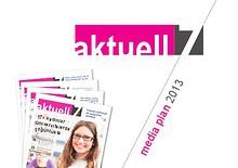 Aktuell7 - Media Plan 2013