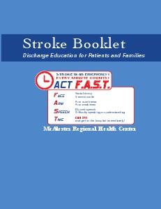 Stroke Booklet 1