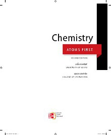 Burdge/Overby, Chemistry: Atoms First, 2e
