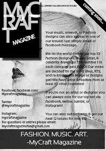 MyCraft Magazine