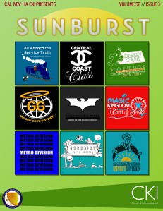 CNH CKI's The Sunburst Volume 55, Issue 3 Volume 52, Issue #3