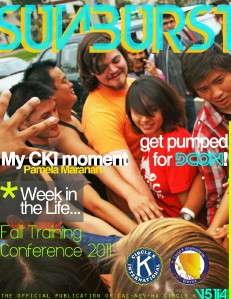 CNH CKI's The Sunburst Volume 55, Issue 3 Volume 51, Issue #4