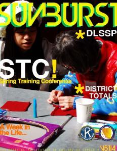 CNH CKI's The Sunburst Volume 55, Issue 3 Volume 51, Issue #5