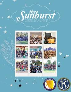 CNH CKI's The Sunburst Volume 55, Issue 3 Volume 53, Issue #1