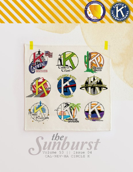 CNH CKI's The Sunburst Volume 55, Issue 3 Volume 53, Issue 4
